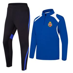 Висла футбольный клуб для мужчин дышащий костюм куртка спортивный костюм футбол спортивная одежда бег трусцой Одежда Гольф Повседневная одежда