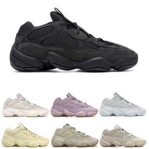 500 Kanye West Herren Laufschuhe Soft Vision Salt Bone Weiß Alvah Azael Mist Alien Plattform Damen Sport Sneaker Chaussures