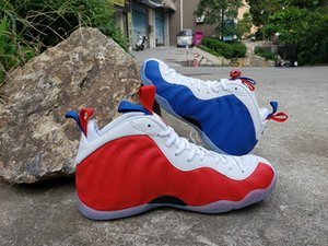 Penny Hardaway Men Basketball shoes Foam One WMNS USA White Game Royal Habanero Red Men Athletic Designer sneakers AA3963-102