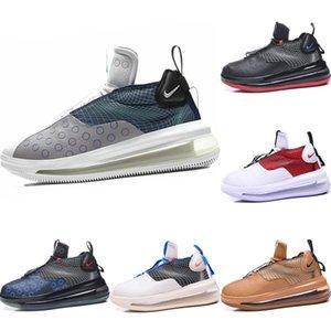 2020 Vagues cuir et tricot de sport Low Cut Chaussures Originals Waves Tous Zoom Air Cshioning Hauteur Chaussures augmentation