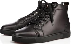 YENI Tasarımcı Sneakers kırmızı taban ayakkabı Düşük Kesim Süet spike Koşuyoruz Ayakkabı Erkek Kadın Ayakkabı Parti Düğün kristal Deri Sneakers büyük 35-46eur