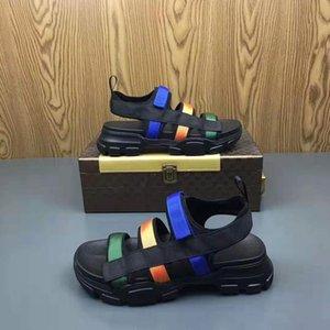 Hot Sale-Hommes Sandales Respirant été confortable Lumière Sandalias Hombre Plus Size 38-44