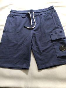 2020 Chegada Empresa Mens Marca Shorts Men Designer Calças Mens Sweat Pants Luxo CP sport wear B103436L inferior Casual Calças curtas de Luxo
