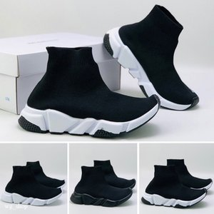2020 Infant Baby Boy Girl Kids Youth Children shoes Running Sports Shoes Pirate Black classic Sneakers eur 24-35