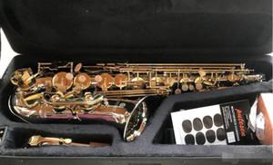 Brand Jupiter JAS 1100SG Alto Saxophone Nickel Body Gold Key E-flat Music Instruments Eb Sax Free Shipping