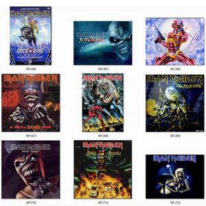 72 Stiller demir kızlık Metal Metal Tabela Bar Pub Dekoratif Metal 20 * 30CM Retro Metal Levha Duvar metalband Bar Pub Duvar Ev Dekorasyonu Sign