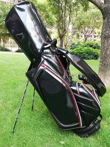 """marchio bag basamento di golf dell'unità di elaborazione Borse nero di golf 9"""" in 5 divisori"""