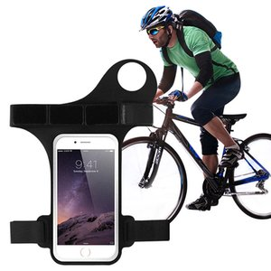 Cool Thumb Armband Sport Running Case For iPhone 7 8 6 Plus Outdoor Motion Cycling Wristlet Wristband Waterproof Cover Arm pouch For Samsung