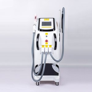 2020 Hot multifunction ipl laser hair removal nd yag laser tattoo removal machine rf face lift elight opt shr ipl