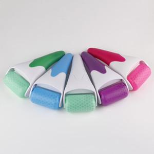 Ice Roller New Skin Massager Pour Visage Massager Corps Prévention Des Rides Peau Cool Derma Outil Plsatic Tête