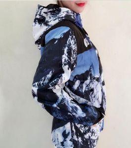 HOMME DU NORD LES HOMMES FEMMES VESTES DE MANTEAU FACEITIED Vêtements d'hiver Mountain Parka Designer Manteaux d'hiver Zipper Hoodies Vêtements de ski