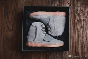 Desert boot designer Kanye 750 Martin boots fashion  basketball shoes star men  booties ss