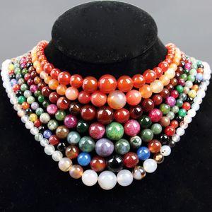 Ожерелья из натурального агата красный агат Индийская трава Агат башня ожерелье из натурального камня