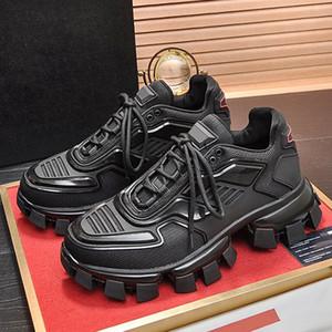 Nouvelle arrivée Cloudbust Tonnerre en tricot Sneakers Mode Chaussures Hommes Vintage Low Top lacets design Chaussures hommes Calzado deportivo para hombre