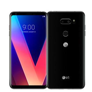 Original Desbloqueado LG V30 Smartphone - H930 / H930DS / US998 / H931, 4G LTE, parece Novo, 1 Ano de Garantia