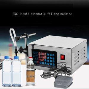 Flüssigkeitsabfüllmaschine Mini Mineralwasserfüller Digital Pump Für Parfümgetränkmilch Olivenöl Abfüllmaschine