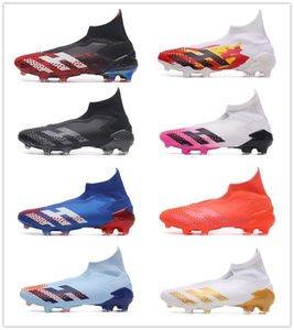 X 18.4 Soccer Cleats 2020 nuovo arrivo Mens Predator Tango 18,4 18 IN IC Turf calcio dei morsetti basso scarpe da calcio Coppa del mondo indoor Top Messi Scarpe da calcio