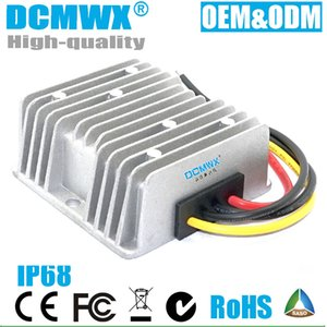 DC 36V 48V to 13.8V step-down converter car Battery or switching power supply buck input 30V-58V output 13.8V Constant voltage