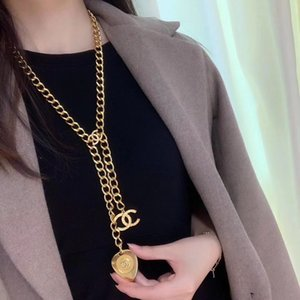 Luxurious quality heart necklace brooch drop earring Stamp Many item mix design women enagaement jewelry with box free shipping PS4362