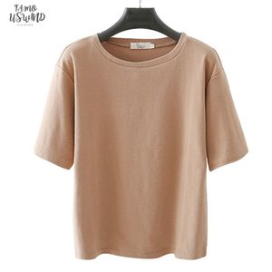 Tshirt Harajuku Kawaii Bangtan Boys Summer Korean Style Women Clothes 2020 T Shirt Female K Pop Short Sleeve Solid Tees