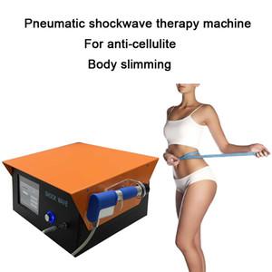 Nouvelle génération Compresseur 8 Bar Radial ESWT appareil Shock Wave Therapy circulation extra-corporelle machine pour soulager la douleur et la machine minceur du corps