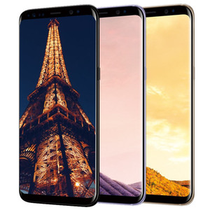 "هاتف Samsung Galaxy S8 / s8 plus تم تجديده 4GB LTE Android 7.0 5.8 ""2960x1440"