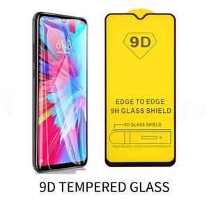 9D film de verre trempé entièrement adhésif est adapté pour xiaomi MI 9T CC9 A3 9 PRO 5G, vente chaud