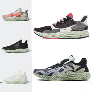 New Designer AlphaEdge 4D adidas Parley Branco Aero Verde Futurecraft LTD Sneaker Mens Running Shoes For Men 4Ds Sports Trainers Sneakers Size
