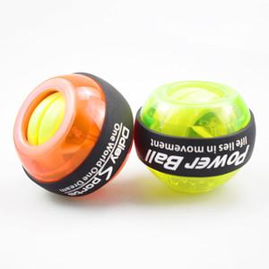 قوة الذراع قبضة الكرة المعصم مضيئة سوبر الدوران أي قوة الضوء الكرة المعصم الذراع التمارين سترينجذينير LED مع سرعة X117FZ جهاز