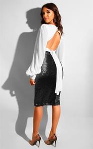 Kleid der Frauen-Sommer-Kleider Art und Weise reizvolle kurze Röcke Pailletten Lower Body Hip Kleidung Sequin Slim Fit