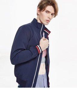 2019 venda Mens Street moda rua terno de skate Nova mens jaqueta primavera outono casual tendência solta considerável mens designer jaquetas ir