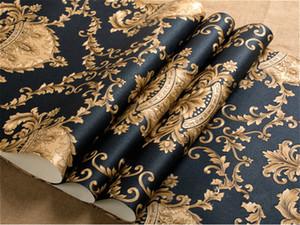 PVC imperméable en vinyle Papier peint Cuisine Dosseret Tile Salle de bain Salon Chambre Maison Decor Wall Paper