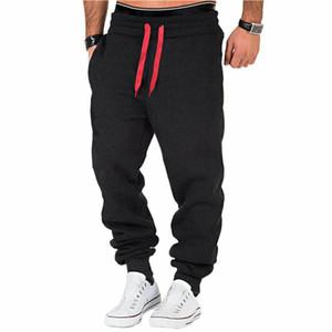Casual Da Uomo Allentato Hallen pantaloni tasca All'aperto Sport Tuta Pantaloni Pantaloni 2020 Nuovo
