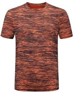 2019 men's tight clothes running short-sleeved quick-drying T-shirt 625466