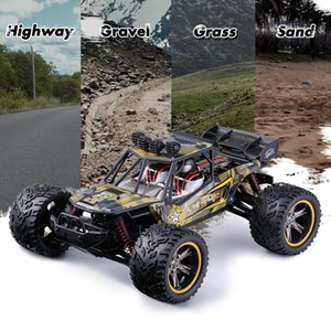 wholesale S916 RC Car 26Mph Remote Control Truck 1 12 Scale 2.4 GHz 2WD Waterproof Off-road Monster Car-Best Gift for Kids Adults