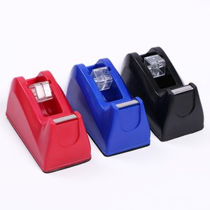 18MM Transparent Tape Cutter Mini Office Paper Gift Mask Parcel Tape Dispenser Desktop Tape Dispenser Toilet