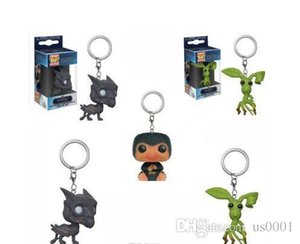 China Funko POP Fantastic Beasts keychains The Crimes of Grindelwald Thestral Pickett Action Figure Collection Model Toy