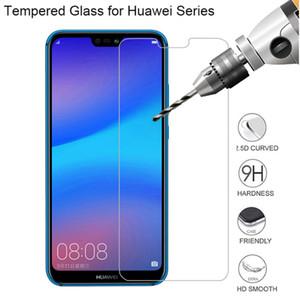 500шт мобильного телефона закаленное стекло для Huawei честь 7 8 6Х, 7а, 8а, 9и 9 и 9Х про Макса Lite Экран протектор DHL бесплатная