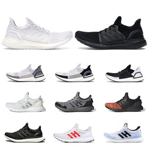 2020 adidas scarpe da corsa ultra boost per uomo donna runner triple nere bianche Walker Oreo Panda ultraboost scarpe da ginnastica sportive outdoor da uomo