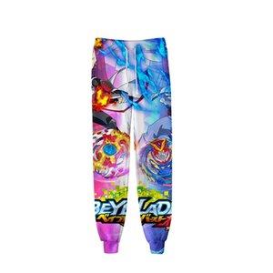 beyblade burst 3D Joggers Pants Women Harajuku Fashion Loose Full Tie Dye Hip Hop Sweatpants Trousers High Street Casual Pants