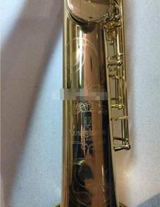 YANAGISAWA W020 Saxophone Soprano Instrument de musique B Flat Brass VERNI New Arrival Saxophone Livraison gratuite avec Accessoires