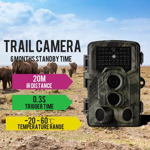 4G 1080P 16MP caméra infrarouge de chasse caméra de chasse avec caméras de jeu activé par le mouvement de vision nocturne faune Deer CAMS