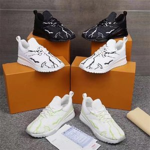2020 V.N.R Diseñador de la zapatilla de deporte para hombre de las mujeres Kint Zapatillas de baloncesto de lujo transpirable suela de goma zapatillas de deporte de la vendimia con la CAJA US5-12