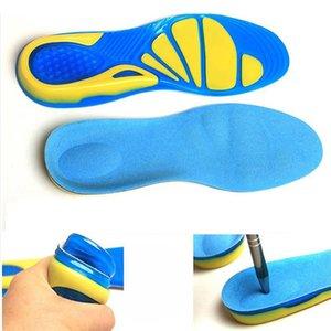 Orthopädische Einlegesohle Stable Sport Non-Slip-Kissen, Militär Einsatz Unisex-Schuh-Auflage Gehen TPE Fußpflege Dämpfung Lauf
