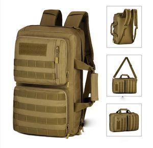 35L outdoor travel backpack multi purpose Laptop Shoulder bag camouflage men Backpack Multifunction Messenger hand luggage bag