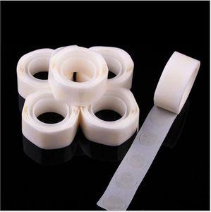 500bag 100pcs Glue Point Balloon Glue Craft Adhesive Point Tape Non-liquid Glue for Homemade Arts DIY Projects A514