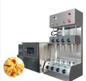 VERKAUFEN von Pizza Cone Maker Ausrüstung / Pizza Cone Making Machine / Pizza Cone Moulding Produktionslinie