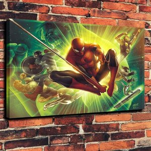 Spider-Man Marvel,Home Decor HD Print Modern Art Canvas (Unframed   Framed) 24x32&quot