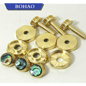 1 Set Trumpet Repairing Part Finger Buttons Musical Instrument Accessories
