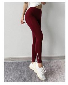 Leggings Sport Panelled Womens Yoga Pants Elastic Ladies Trouser Breathable Womens Fitness